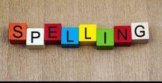 Spelling oefenen