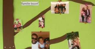 Familie boom