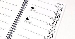 Huiswerk en agenda